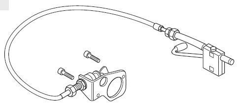 ROE70962 Mechanische Fernbedienung (40, 50 mm)