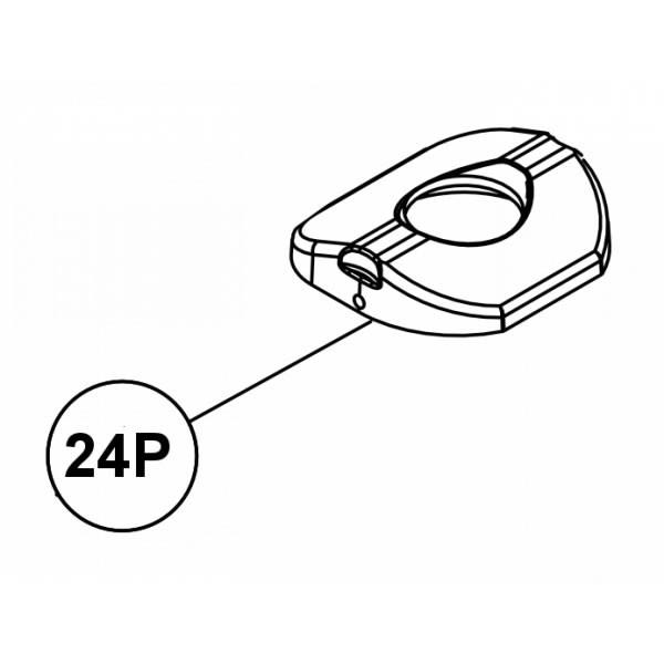 RGG0270 Auflagering (Plastik)