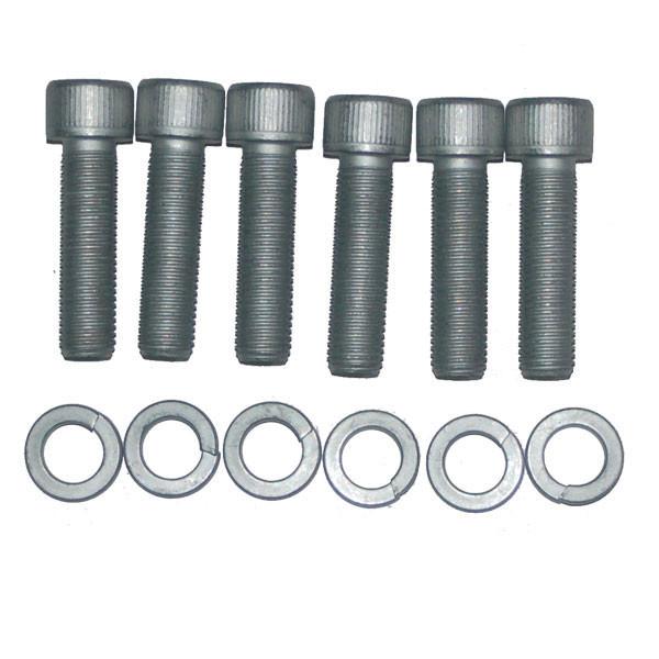 RO000025 Schraubensatz mit 6 Schrauben und Scheiben