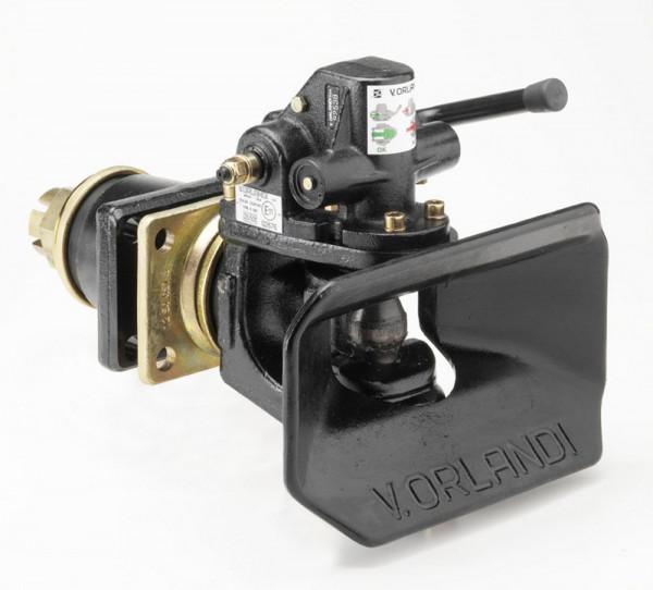 GE510A0, 50 mm Anhängekupplung, 160 x 100 mm (Handh. aufw.)