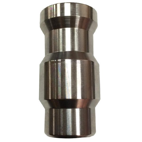 XXG0094 Montagedorn für Zugösenbuchse 40 mm geschlossen