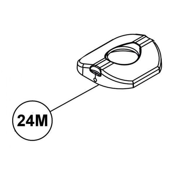 RG00614 Auflagering / Metall