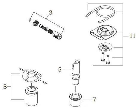 ROE71728 Reparatursatz
