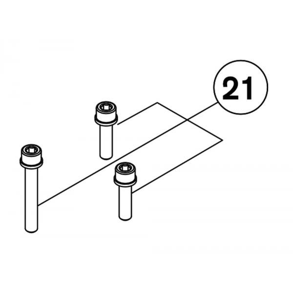 RGG0312 Schraubensatz für Automatikeinheit