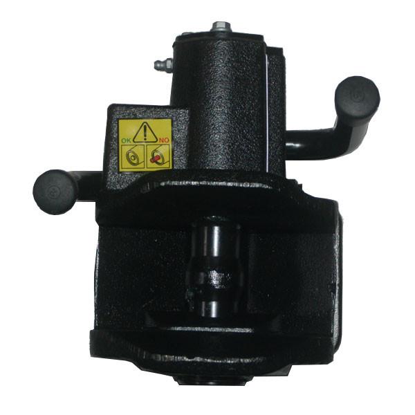 IH38A4 40mm Anhängekupplung 140x80mm (Handh. aufw.)