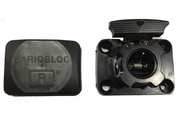 100B01002 Variobloc - Basisplatte Lochbild 83 x 56 mm