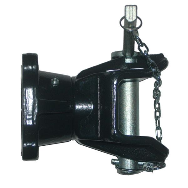 MH310F3 40mm Anhängekupplung 120x55mm
