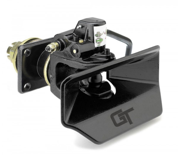 GE4G3B0 40 mm Anhängekupplung 120 x 55 mm Handhebel abwärts