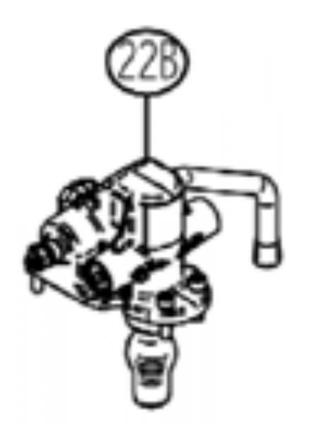 RGG0177 Automatikeinheit Handhebel abwärts
