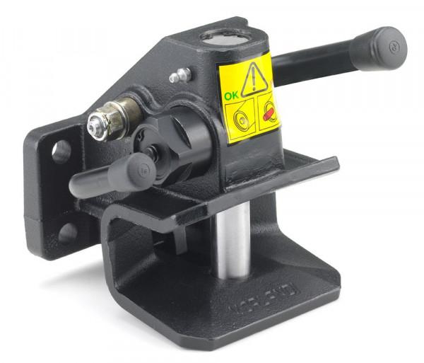 GA250P0 40mm Anhängekupplung 120x55mm