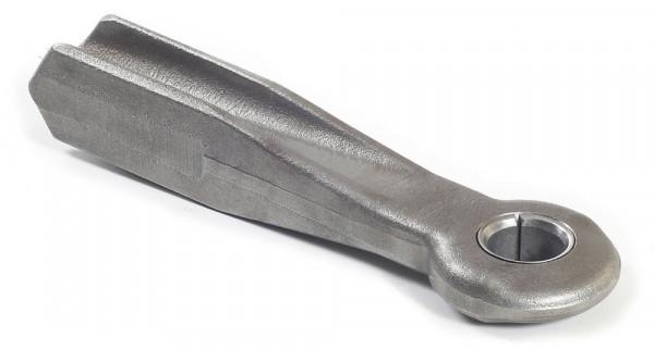 40 mm Einschweißzugöse 65 x 55 mm H-Profil