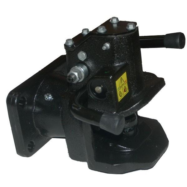 IH310Y1 40mm Anhängekupplung 130x60mm