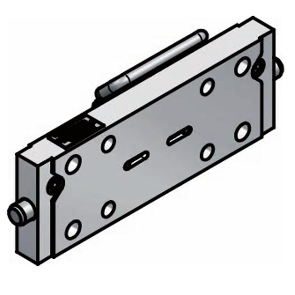 LB33D00 Kupplungsträger 140x80mm u. 240x80mm