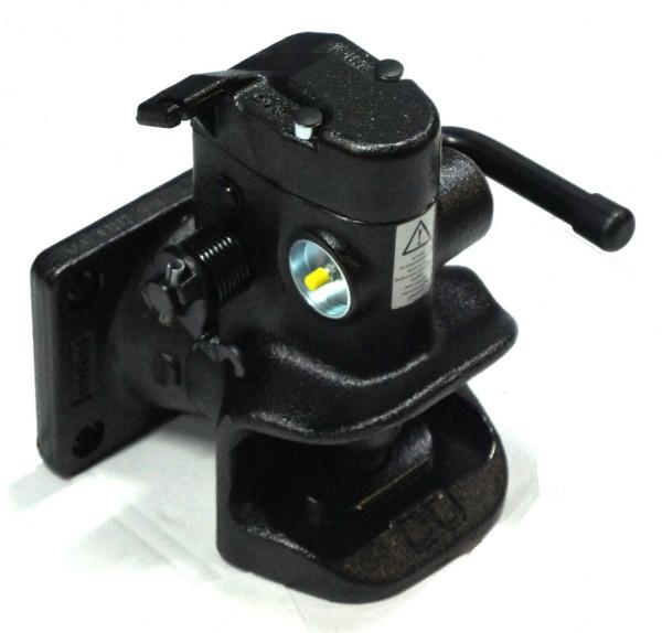RO 860 B, 40mm Anhängekupplung 140x80mm
