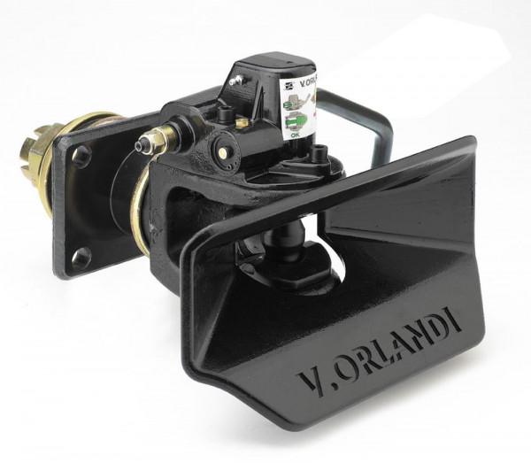 GE406B0 40mm Anhängekupplung, 160x100mm (Handh. abw.)