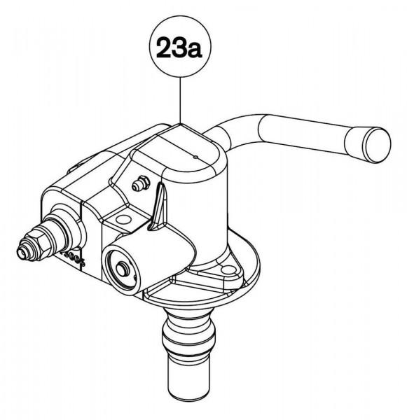 RG00313 Automatikeinheit Handhebel aufwärts