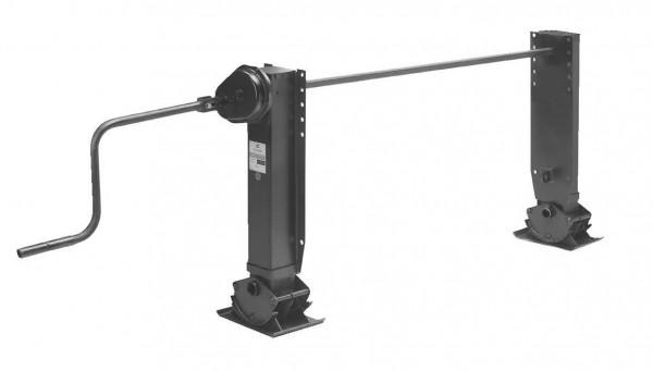 LG3000HD Satz Sattelstütze mit B-Fuß