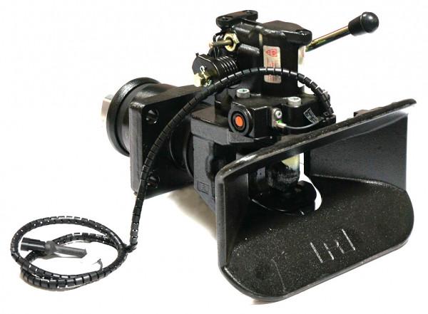 RO 50 E, 50mm Anhängekupplung 160x100mm inkl. Fernanzeige (Handh. aufw.)